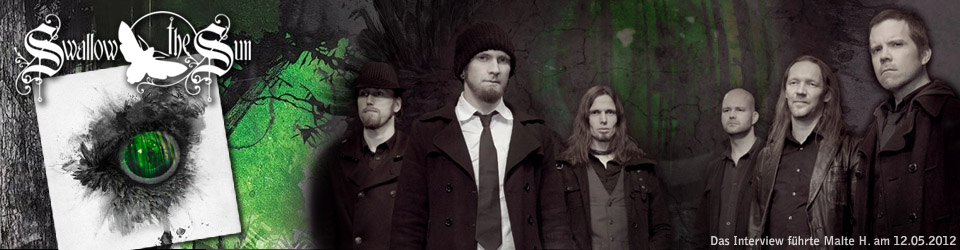 Interview mit Swallow the Sun
