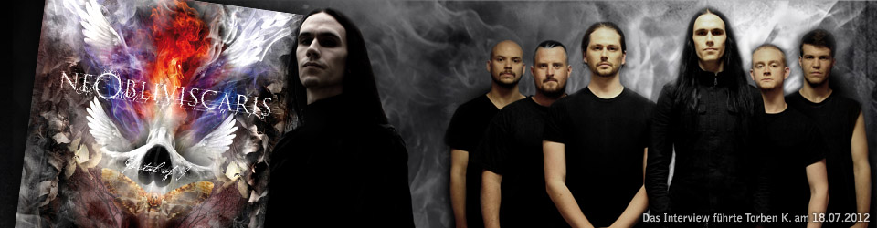 Interview mit Xenoyr von Ne Obliviscaris