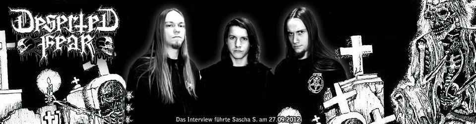 Interview mit Deserted Fear