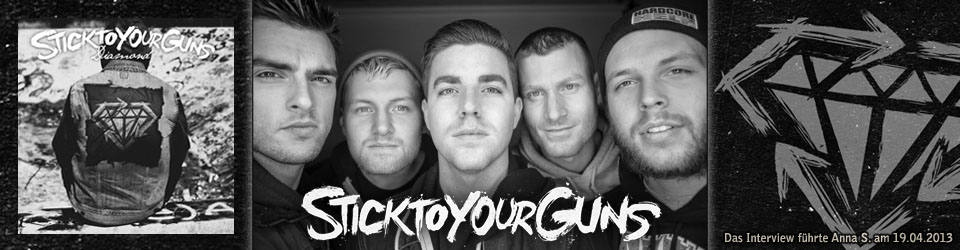 Interview mit Stick To Your Guns