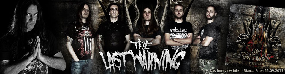 Interview mit Wolfgang Rothbauer von The Last Warning