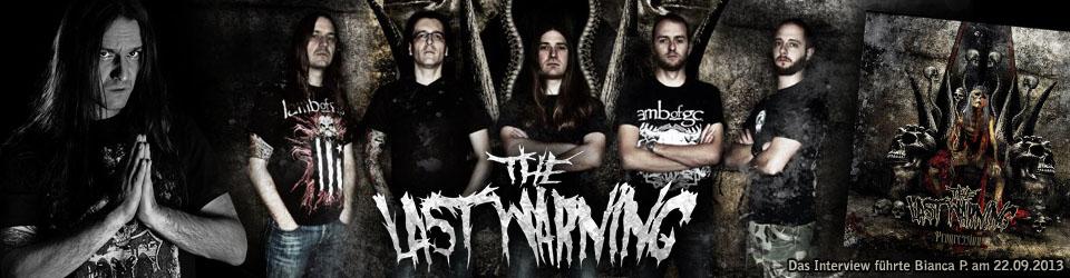 Interview mit Wolfgang Rothbauer von The Last Warning
