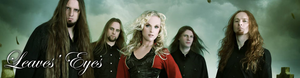 Interview mit Liv Kristine von Leaves Eyes