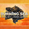 Bild zur News Burning Sea